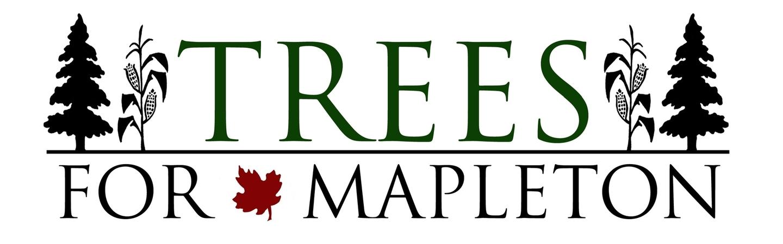 Trees For Mapleton